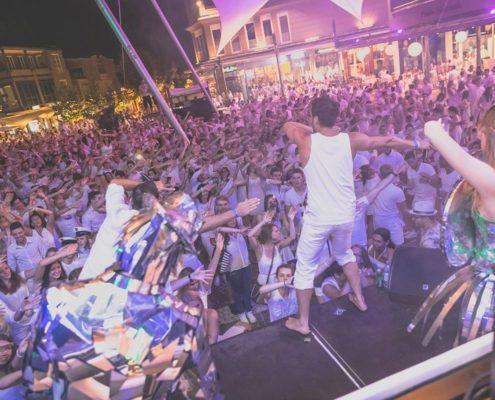 fete blanche Wörthersee frei-stil Event Kärnten White Nights