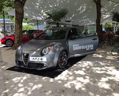 Roadshow Kärnten Österreich Fahrzeug