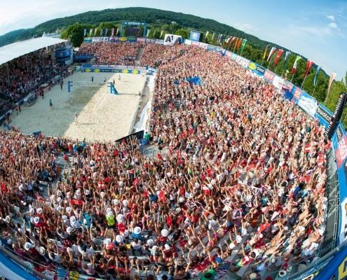 beach Volleyball Kärnten Klagenfurt