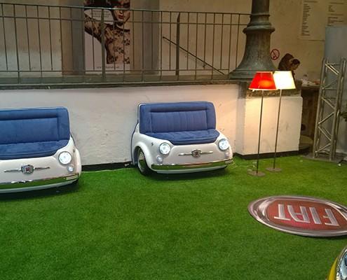 Messeauftritt Fahrzeuge Wien Kärnten Klagenfurt Fahrzeug Fiat