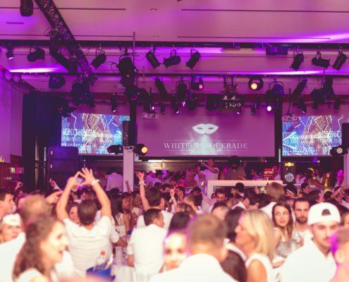 fete blanche Wörthersee frei-stil Event Kärnten White Nights White Masquerade