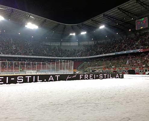 Eishockey Klagenfurt Event