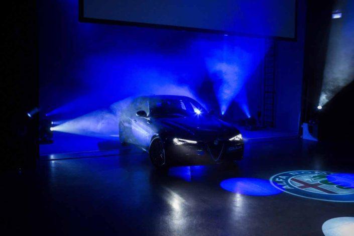 Fahrzeuge Events Veranstaltungen Kärnten Launchevent Alfa Romeo
