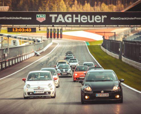 Fahrzeuge Fahrzeug Kärnten Event Werbung Promotion Abarth