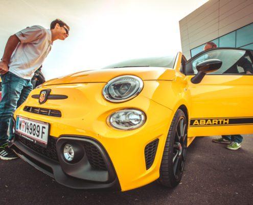 Fahrzeuge Fahrzeug Kärnten Event Werbung Promotion