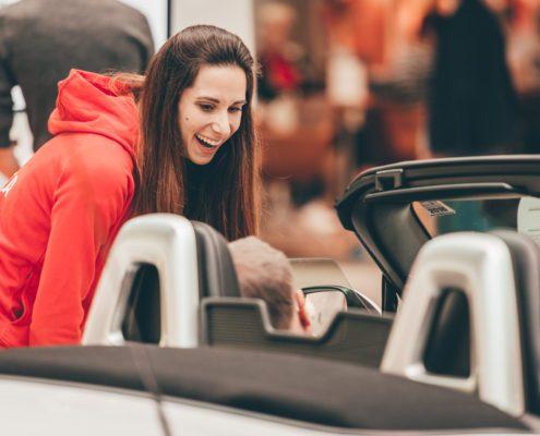 Promotion Kärnten Werbung Spider Fiat
