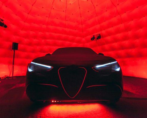 Alfa Romeo Launchevent Wien Österreich italienische Botschaft Eventagentur Wien Kärnten