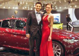 Messeauftritt Fiat Alfa Jeep Abarth Vienna Autoshow Events Messen Fahrzeuge