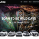 Jeep Probefahrt Buchung Webdesign Website CRM Leadmanagement